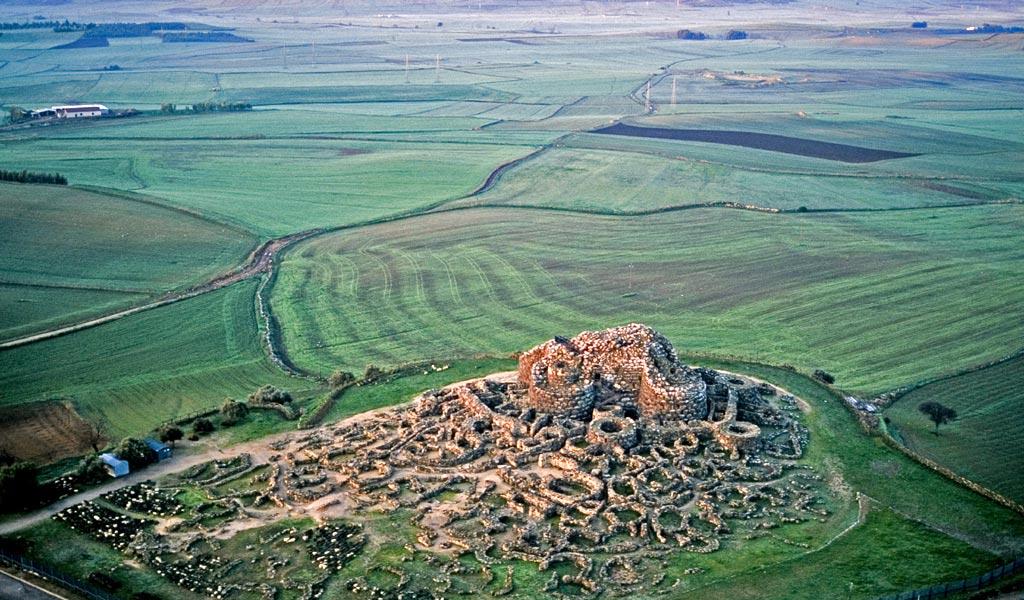 Area archeologica Barumini (Fonte: www.barumini.net)