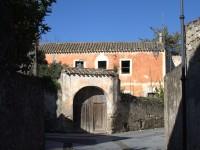 Barumini, centro storico, antica casa padronale