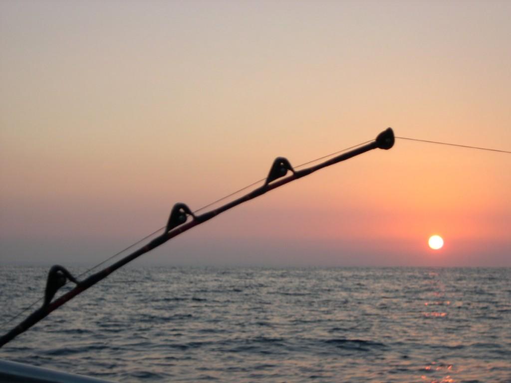 Pesca sportiva: secondo round sul cixerri