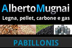 Alberto Mugnai   Legna, pellet, carbone e gas