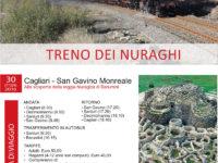 """""""Il Treno dei Nuraghi"""" da Cagliari a Barumini"""
