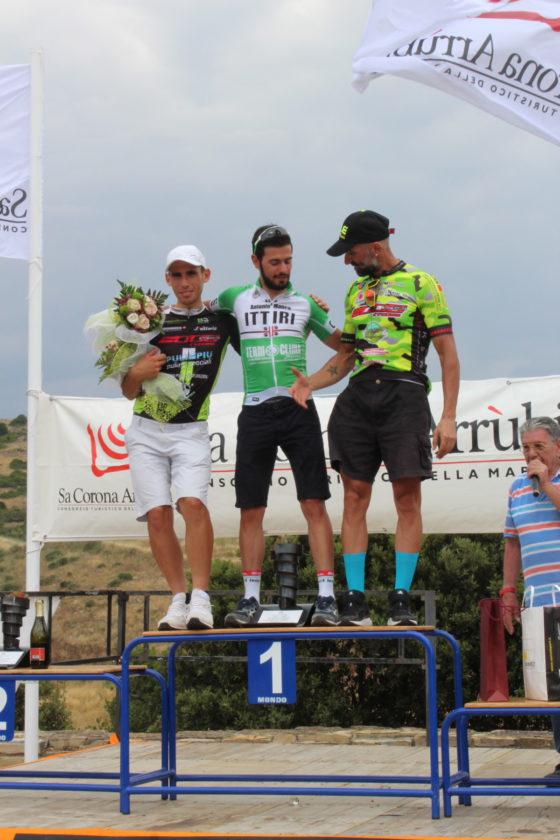 Il vincitore Andrea Pisanu